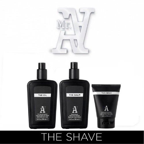 Pack Afeitado The Shave