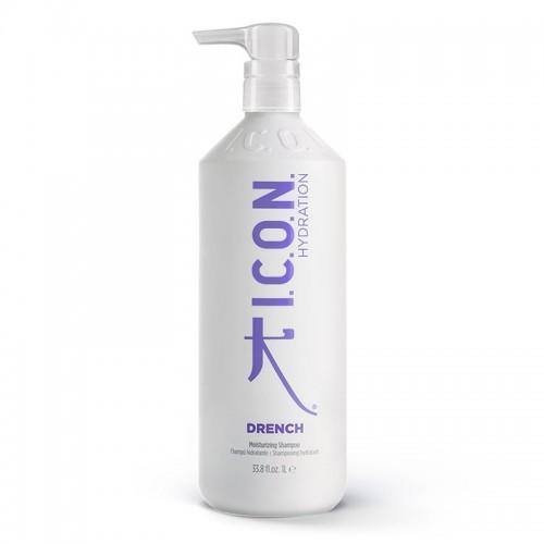 Champú hidratante Drench – 1 Litro – Repara el cabello