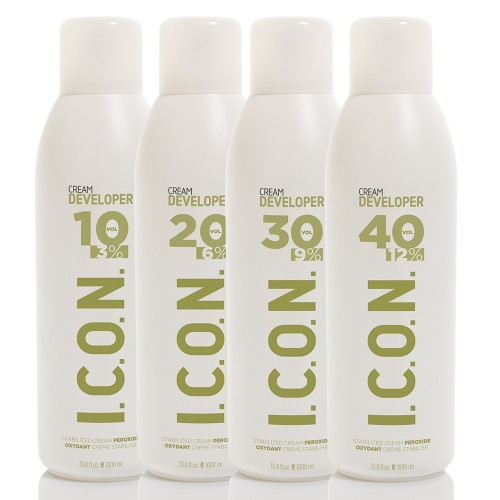 Crema oxidante del color Ecotech