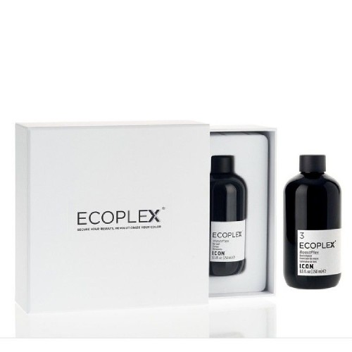 Pack Ecoplex champú + tratamiento + caja regalo